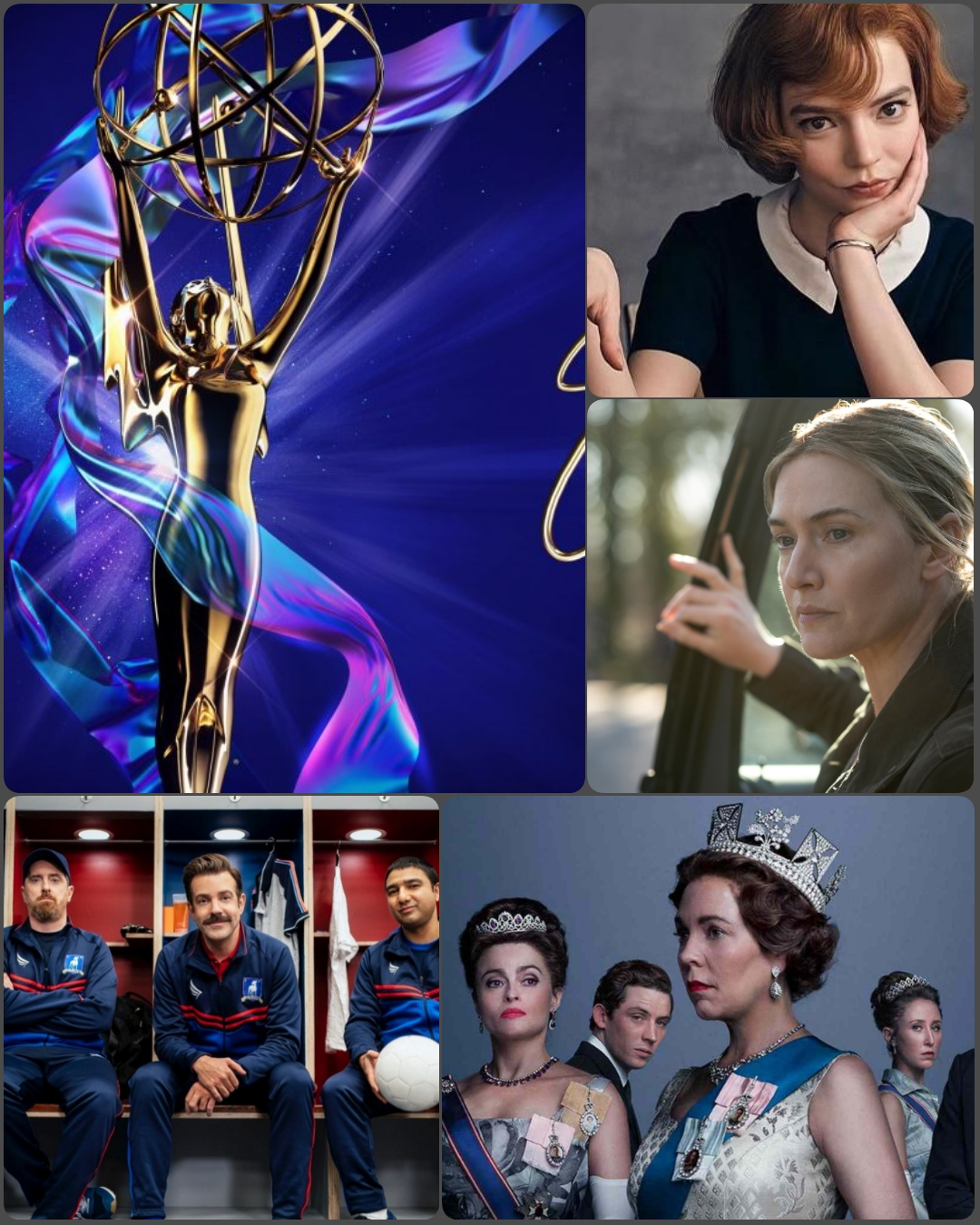 Emmy Awards 2021 i vincitori