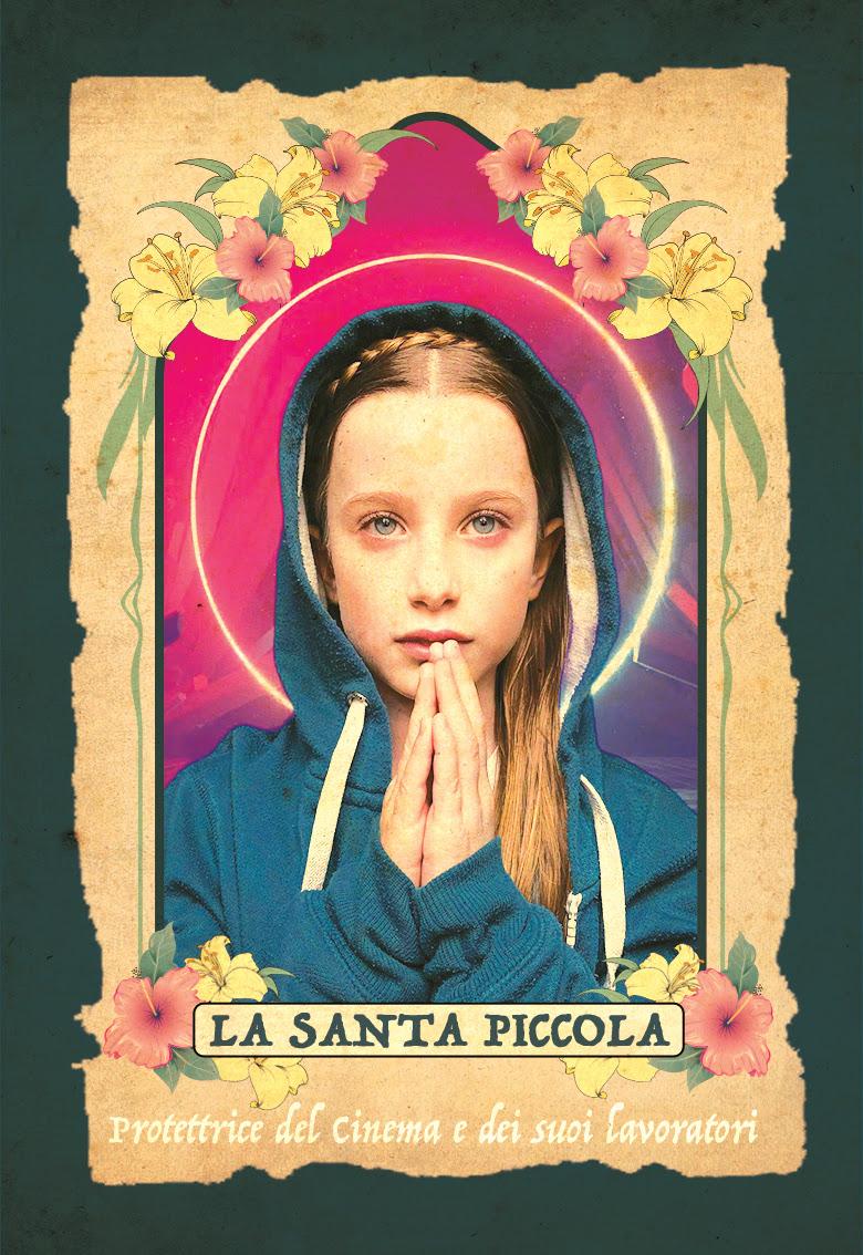 la santa piccola poster
