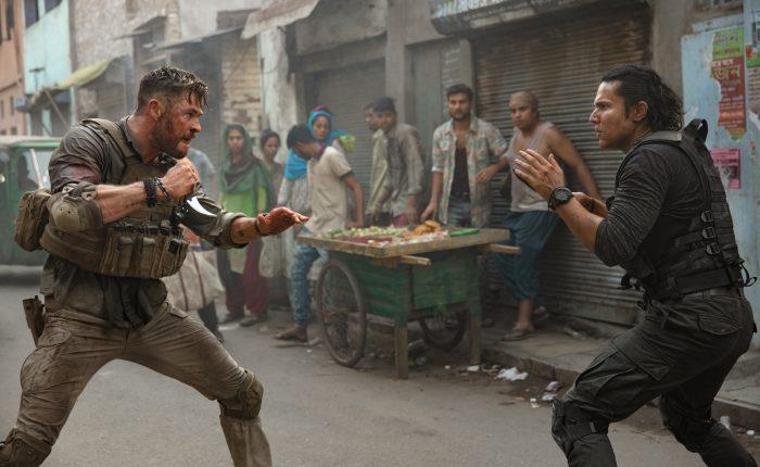 Tyler Rake: duello tra Tyler e Saju